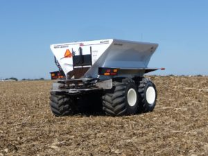 NL 450C Pull-Type Compost