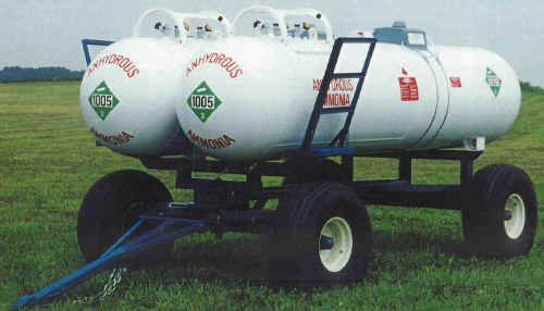 NH3 Trailers/Nurse Tanks, Anhydrous Ammonia Wagons For Sale | Linco