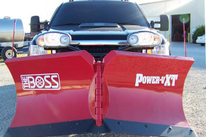 The Boss Snow Plow