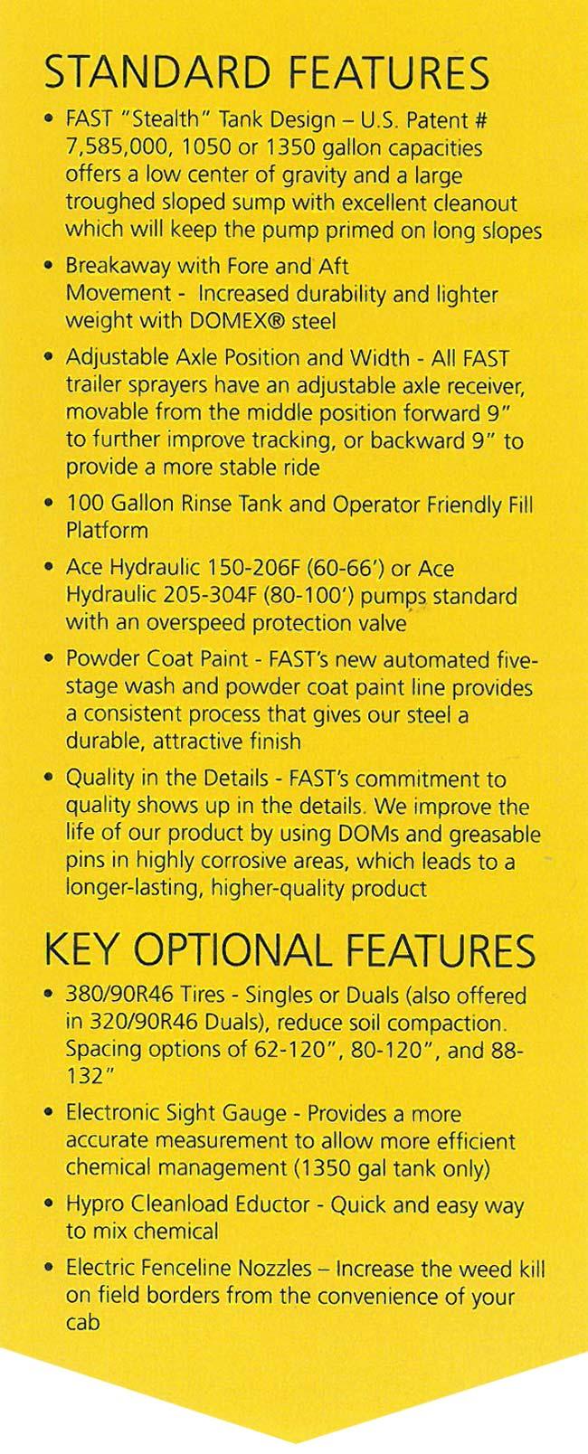 FAST-9600-sprayer-chevron-info