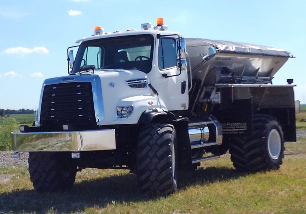 Truck Chassis | Linco Precision, LLC